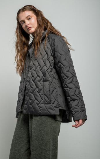 Легка куртка MR520 модель MR20228340821Graffit — фото 2 - INTERTOP