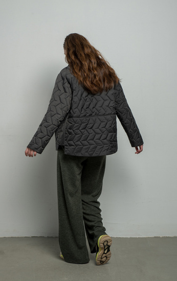 Легка куртка MR520 модель MR20228340821Graffit — фото 3 - INTERTOP