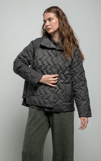 Легка куртка MR520 модель MR20228340821Graffit — фото 4 - INTERTOP