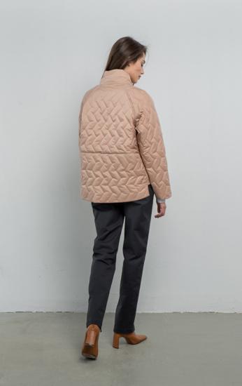 Куртка MR520 модель MR20228340821Peach — фото 2 - INTERTOP