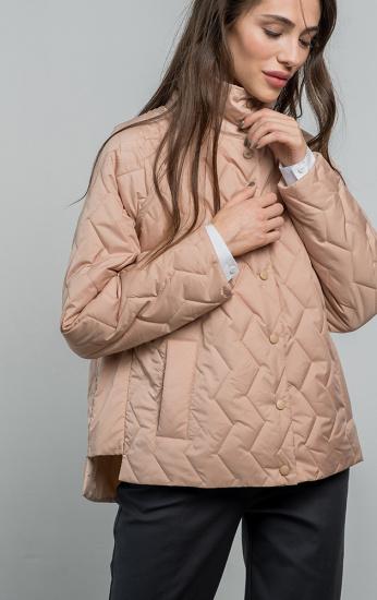 Куртка MR520 модель MR20228340821Peach — фото 3 - INTERTOP