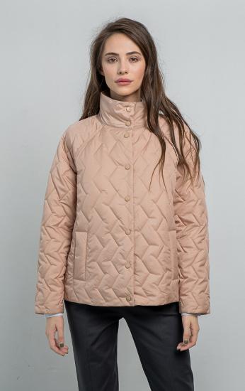 Куртка MR520 модель MR20228340821Peach — фото 4 - INTERTOP