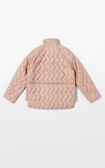 Куртка MR520 модель MR20228340821Peach — фото 6 - INTERTOP