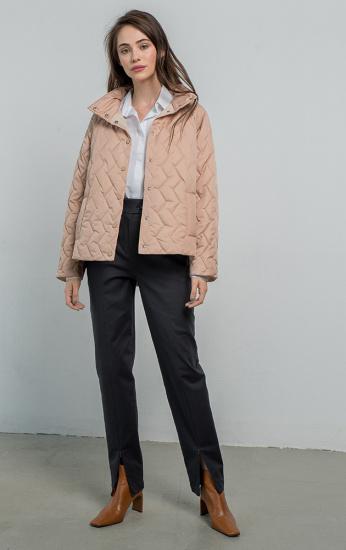 Куртка MR520 модель MR20228340821Peach — фото - INTERTOP
