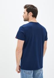 Футболка мужские Airboss модель MSU335242_dark_blue купить, 2017