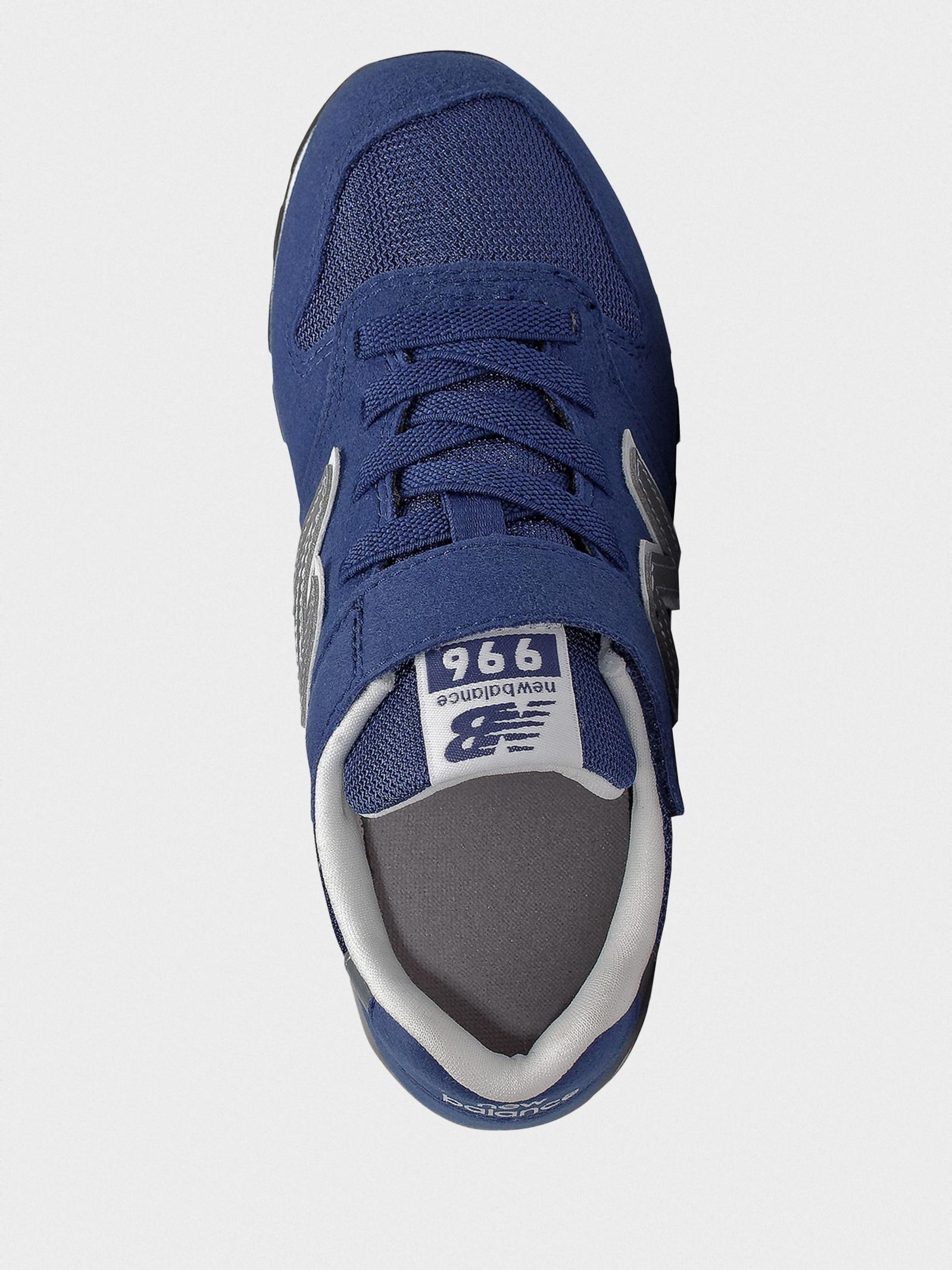 Кроссовки детские New Balance YV996CEB брендовая обувь, 2017