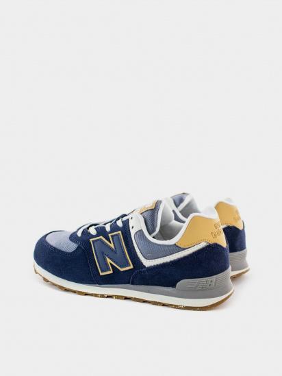 Кросівки для міста New Balance 574 модель GC574AB1 — фото 2 - INTERTOP