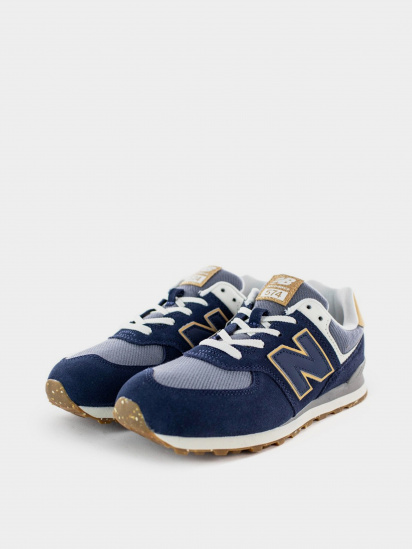 Кросівки для міста New Balance 574 модель GC574AB1 — фото 4 - INTERTOP