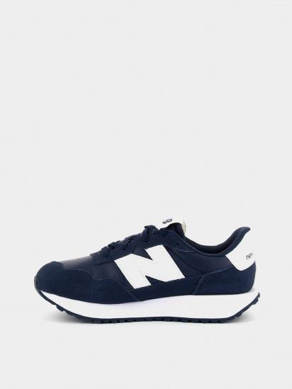 Кросівки для міста New Balance 237 модель GS237NV1 — фото 2 - INTERTOP