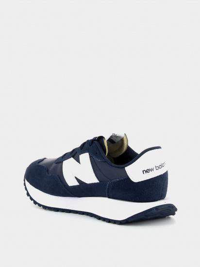 Кросівки для міста New Balance 237 модель GS237NV1 — фото 3 - INTERTOP