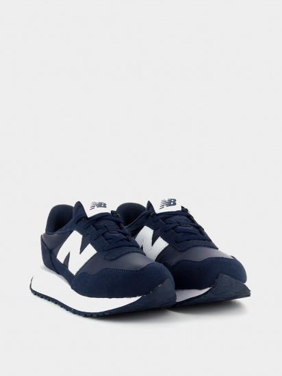 Кросівки для міста New Balance 237 модель GS237NV1 — фото 4 - INTERTOP