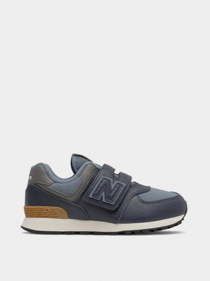 Кросівки для міста New Balance 574 модель PV574LX1 — фото - INTERTOP