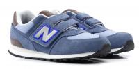 Кросівки дитячі New Balance 574 KV574U2Y - фото