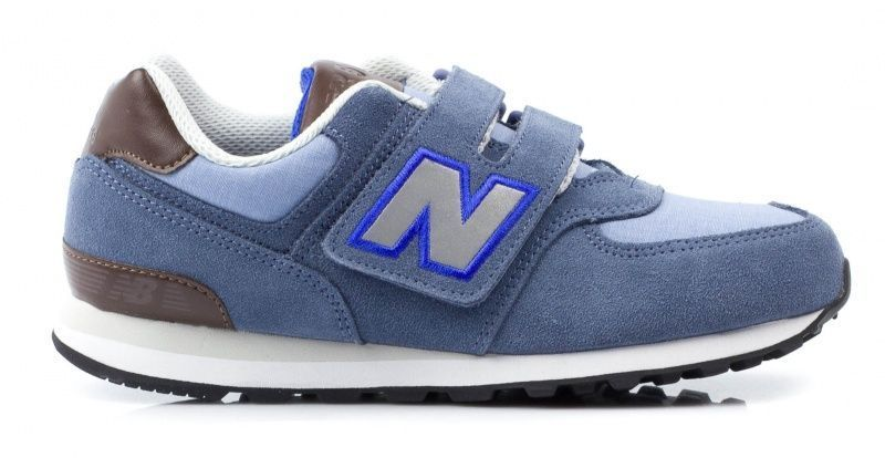 Кроссовки для детей New Balance 574 MU45 размерная сетка обуви, 2017