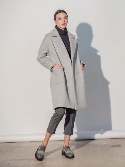 Пальта та плащі MariOlli модель Mar20-01.2 — фото 2 - INTERTOP