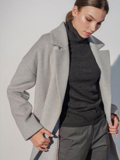 Пальта та плащі MariOlli модель Mar20-01.2 — фото 3 - INTERTOP