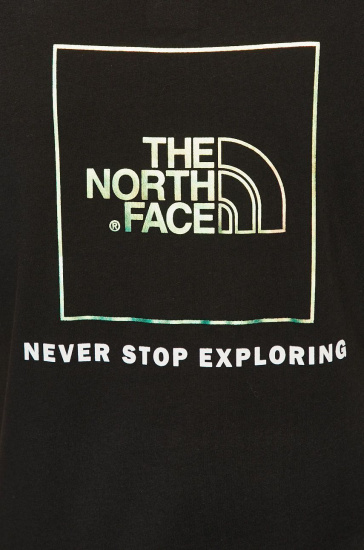 Футболка The North Face модель T93BOBXEK — фото 4 - INTERTOP