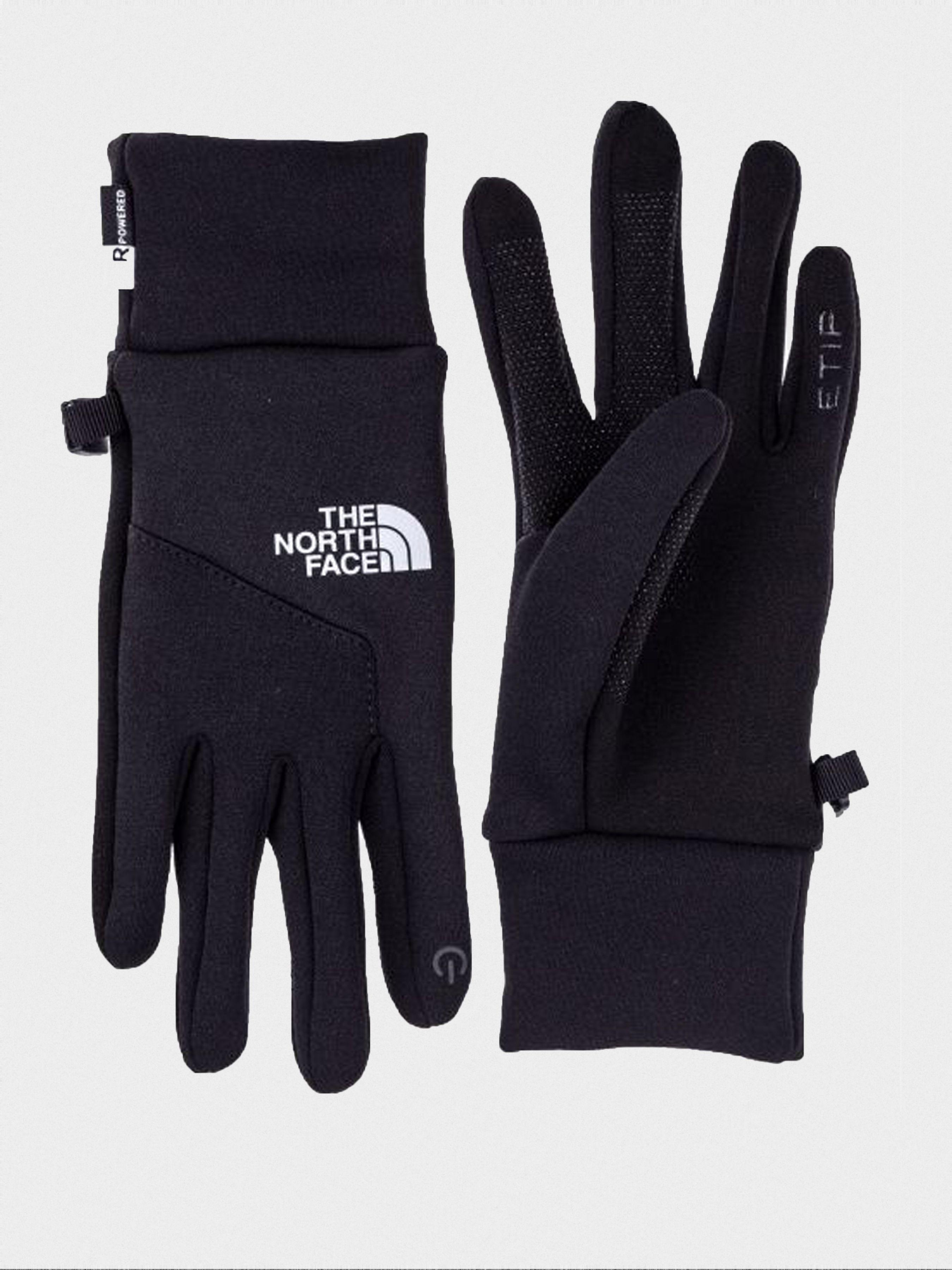 Купить Перчатки женские модель N12, The North Face, Черный