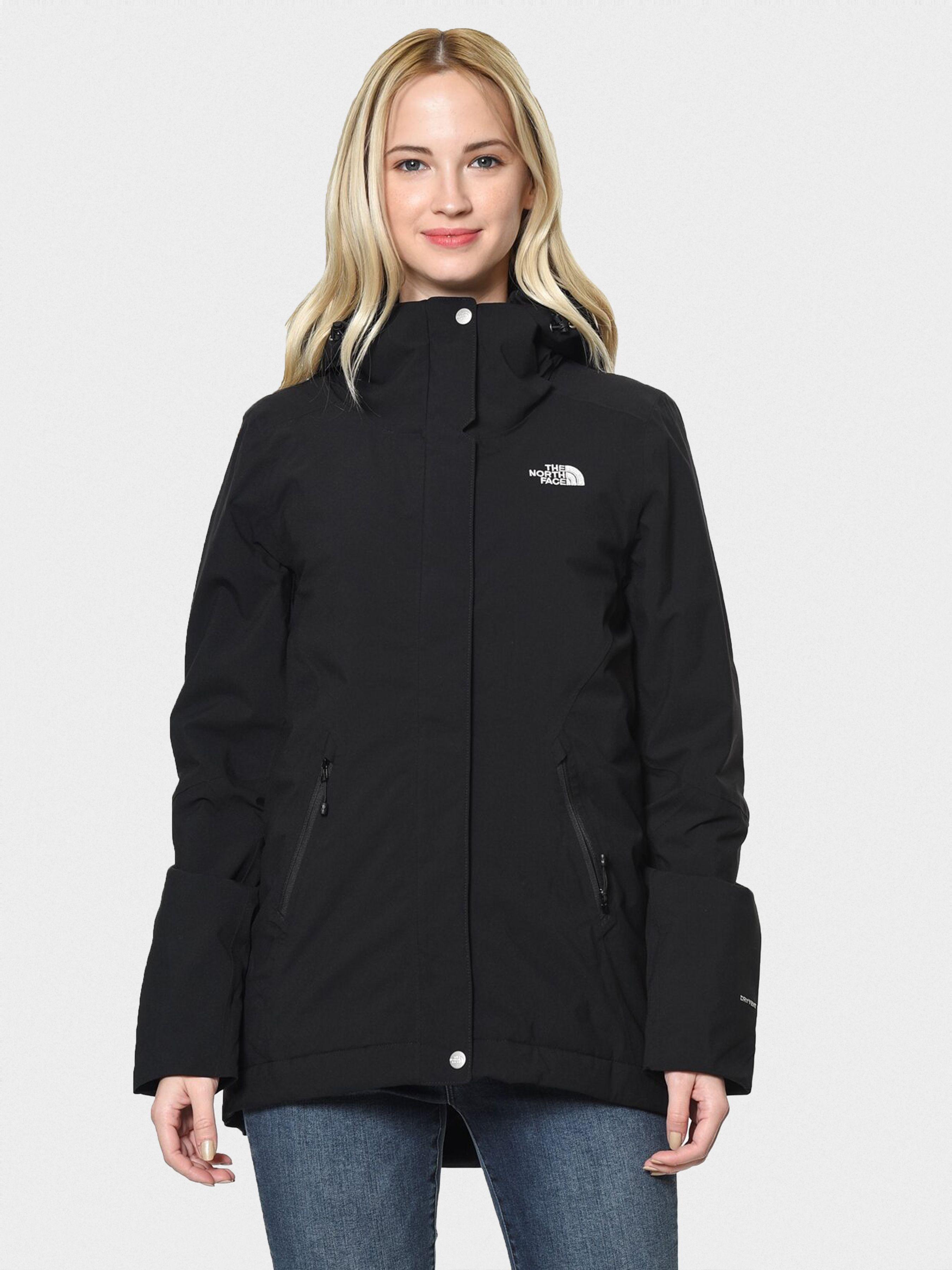Купить Куртка женские модель N137, The North Face, Черный