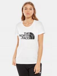 Футболка женские The North Face модель NF00C256LG51 качество, 2017
