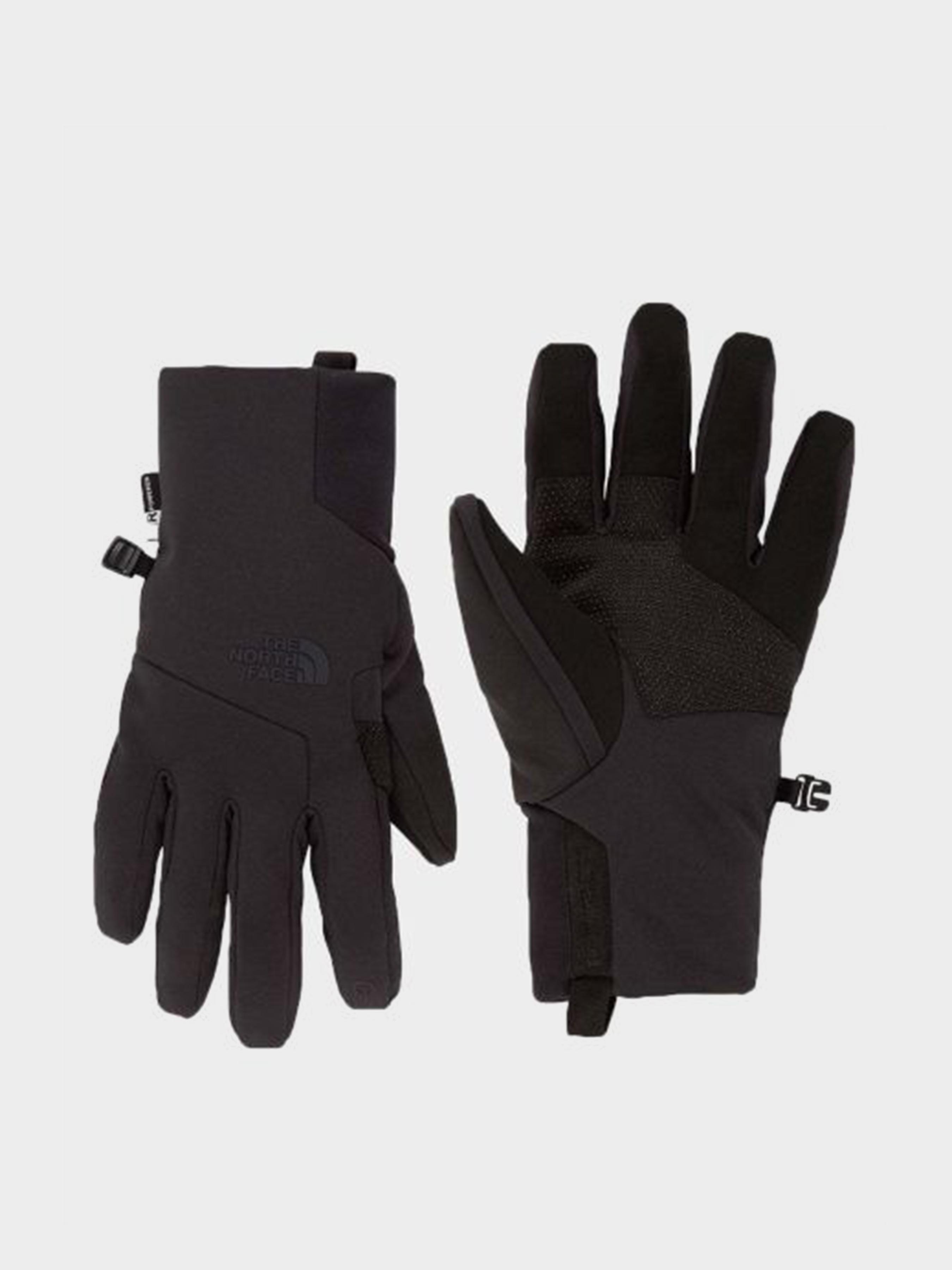 Купить Перчатки и варежки женские модель N1441, The North Face, Черный