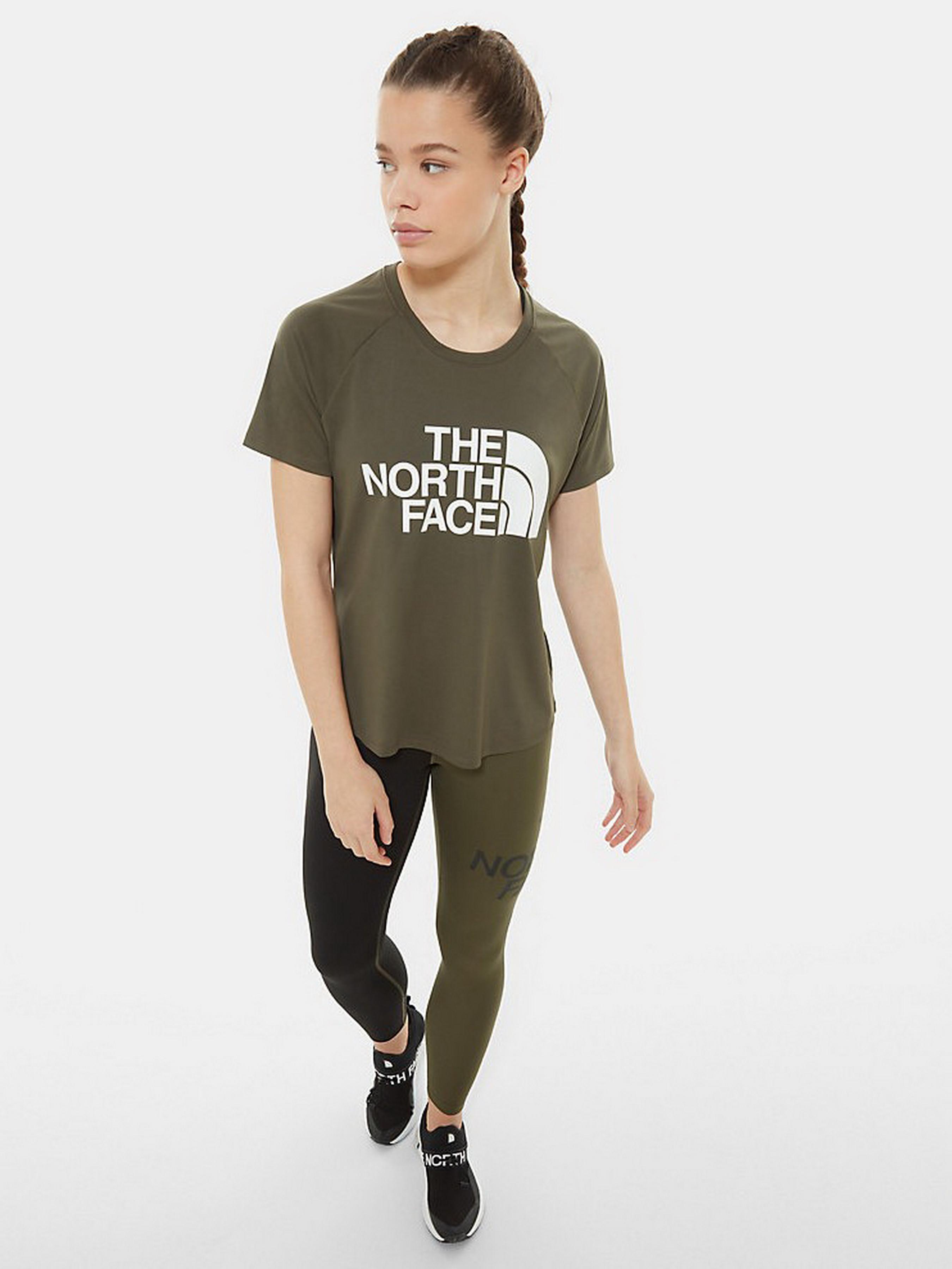 Футболка женские The North Face модель N1686 , 2017