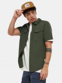 Рубашка с коротким рукавом мужские The North Face модель N21160 качество, 2017