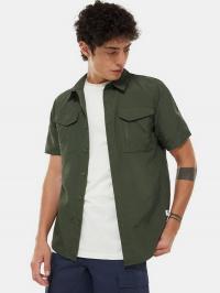 Рубашка с коротким рукавом мужские The North Face модель N21160 отзывы, 2017