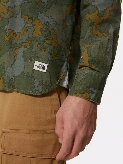 Рубашка мужские The North Face модель N21191 приобрести, 2017