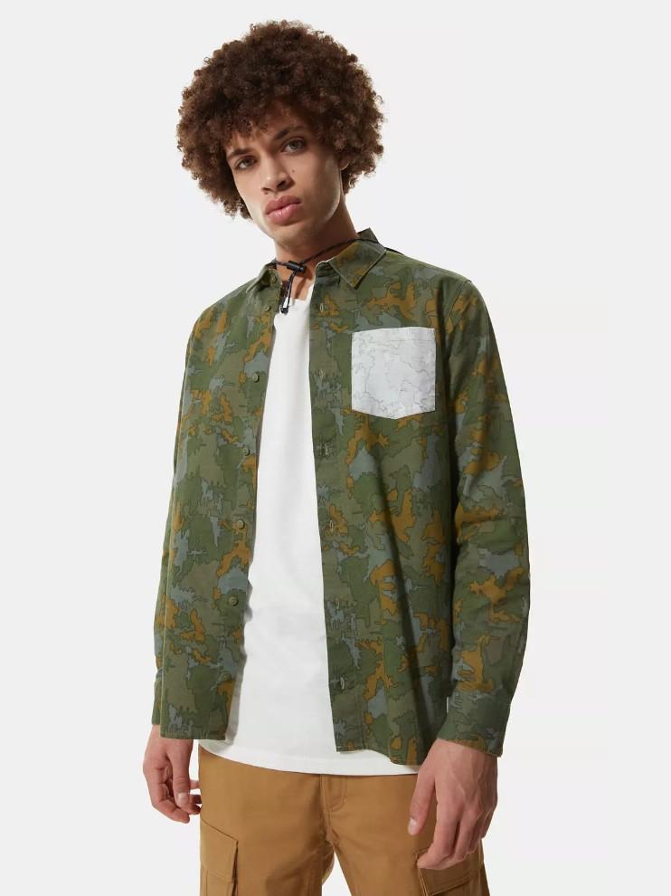 Рубашка мужские The North Face модель N21191 отзывы, 2017