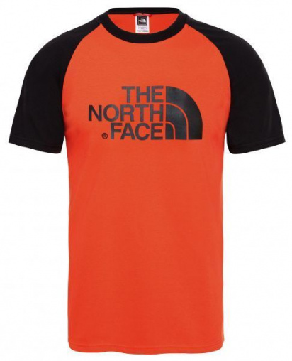 Футболка The North Face модель T937FV15Q — фото - INTERTOP