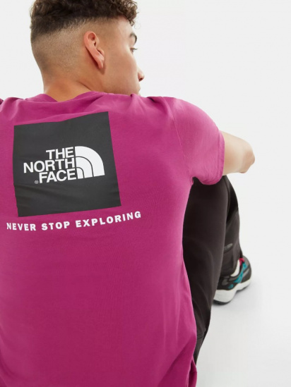 Футболка The North Face Redbox модель NF0A2TX2ZDN1 — фото 2 - INTERTOP
