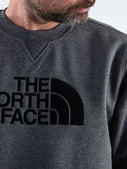 Світшот The North Face Drew Peak модель NF0A4SVRGVD1 — фото 3 - INTERTOP