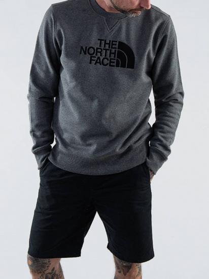 Світшот The North Face Drew Peak модель NF0A4SVRGVD1 — фото - INTERTOP
