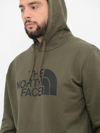 Худі The North Face Half Dome модель NF0A4M8L21L1 — фото 4 - INTERTOP