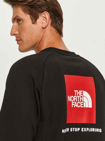 Світшот The North Face Raglan Redbox - фото