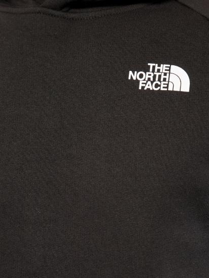 Худі The North Face Raglan Red Box модель NF0A2ZWUJK31 — фото 3 - INTERTOP