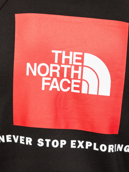 Худі The North Face Raglan Red Box модель NF0A2ZWUJK31 — фото 4 - INTERTOP