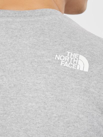 Світшот The North Face Standard Crew модель NF0A4M7WDYX1 — фото 3 - INTERTOP