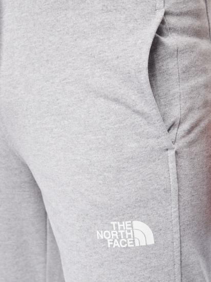 Брюки повсякденні The North Face Standard модель NF0A4M7LDYX1 — фото 3 - INTERTOP