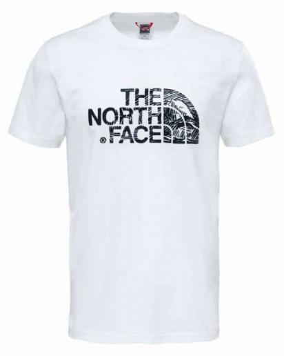 Футболка The North Face модель T0A3G1LA9 — фото - INTERTOP
