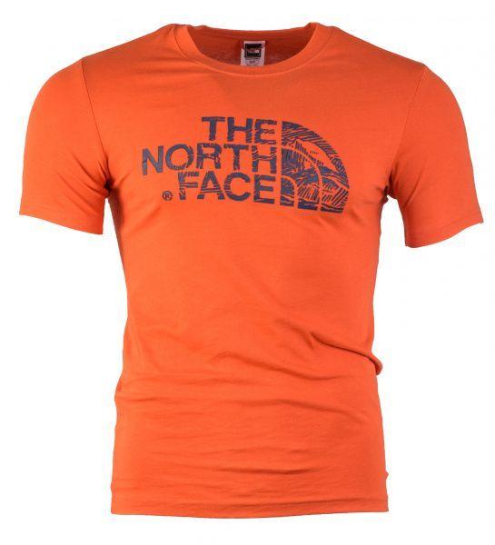 Купить Футболка мужские модель N2146, The North Face, Красный
