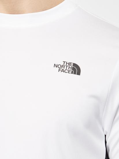 Футболка The North Face TRAIN N LOGO HYBRID модель NF0A4M9ZLA91 — фото 3 - INTERTOP