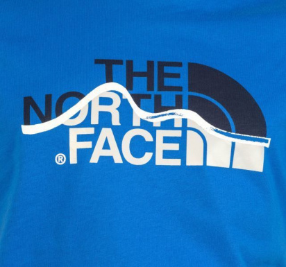 Футболка The North Face модель T0A3G2F89 — фото 2 - INTERTOP
