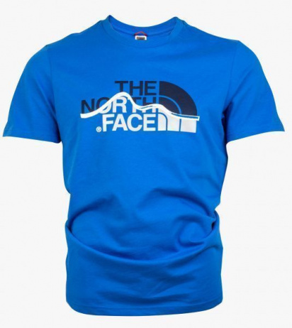 Футболка The North Face модель T0A3G2F89 — фото - INTERTOP