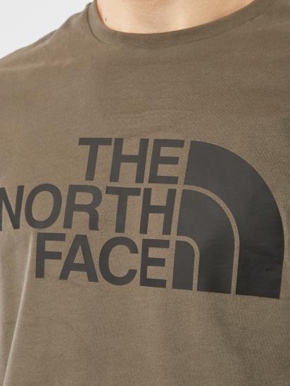 Реглан The North Face Half Dome модель NF0A4M8M21L1 — фото 3 - INTERTOP