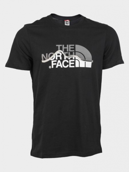 Футболка The North Face модель T0A3G2JK3 — фото - INTERTOP