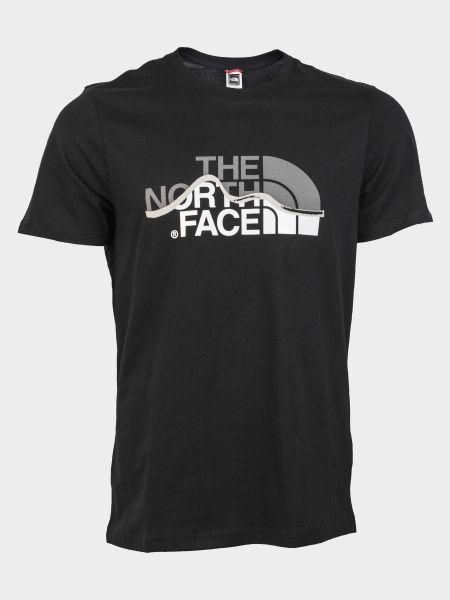 Купить Футболка мужские модель N2151, The North Face, Черный