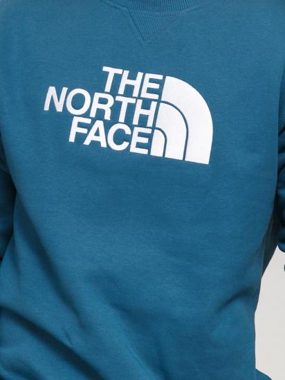 Світшот The North Face Drew Peak модель NF0A4SVRTAS1 — фото 3 - INTERTOP