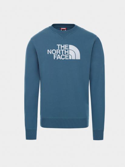Світшот The North Face Drew Peak модель NF0A4SVRTAS1 — фото 5 - INTERTOP